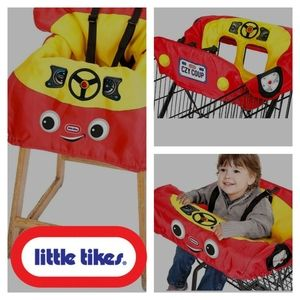 Little Tikes Cozy Coupe Cart Cover / High Chair